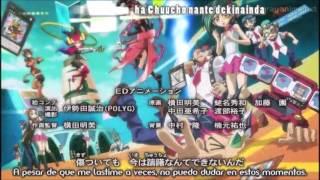 Yu-Gi-Oh!  ZEXAL ending 3: Wild Chind. Sub Español