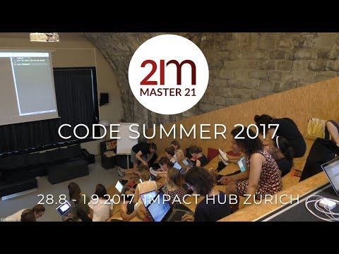 Coding is like Yoga - Code Summer Review