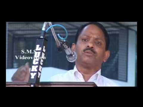 Siddique Ali Rangattoor. Comedy Political Speech 01.flv