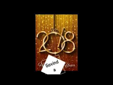 Happy new year  gn .dj. govinda