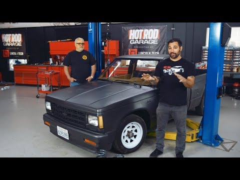 High School Hot Rod - Hot Rod Garage Preview Ep. 63