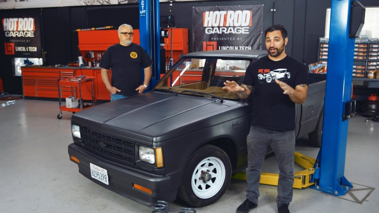 High School Hot Rod - Hot Rod Garage Preview Ep  63