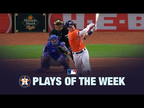 07/15: Astros Plays of the Week