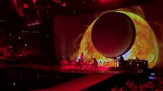 Download raindrops + God is a woman [Live 4K HD]  - Ariana Grande - Sweetener Tour Boston Mp3 and Videos