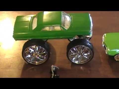 Custom 1 24 Plastic Model Cars Youtube