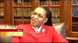 Judge Mandisa Maya first female SCA president