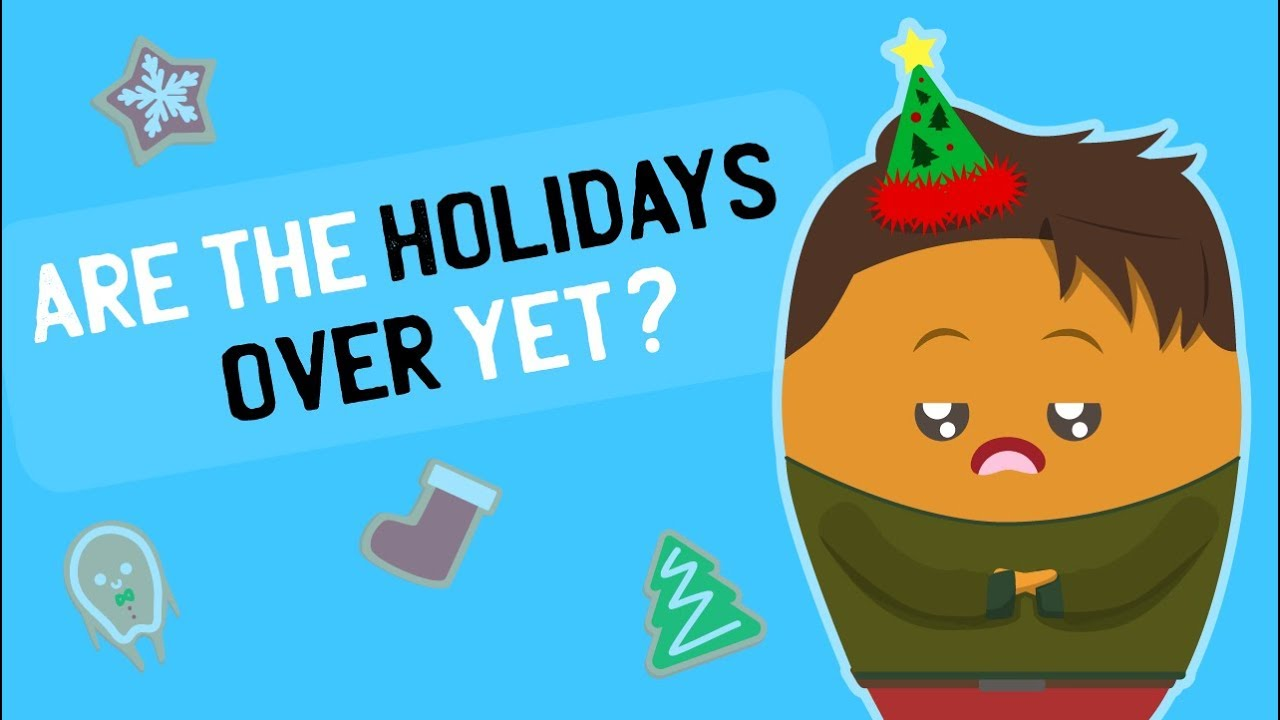 Are The Holidays Over Yet I M Sick Of Christmas Animated Story Time Fortheloveoflance Youtube