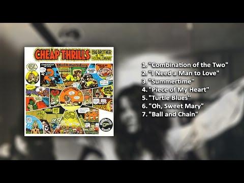 Janis Joplin - Cheap Thrills [1968] (full album) HQ