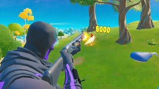 fortnite broke the combat shotgun...