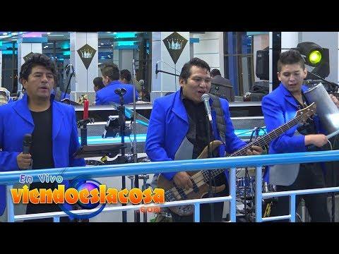 VIDEO: GRUPO TRIPLE X - Me Emborracharé ¡En VIVO! - WWW.VIENDOESLACOSA.COM