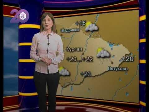 Прогноз погоды с Юлией Бабиной на 21 августа