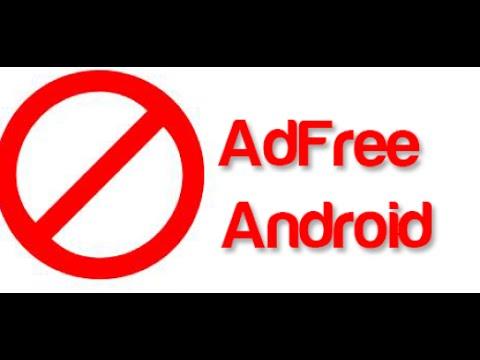 Adfree – блокировка рекламы на Android