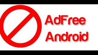 Adfree - блокировка рекламы на Android