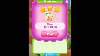 Candy Crush Jelly Saga Level 205