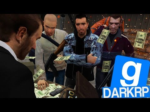 GROSSE ORGANISATION CRIMINEL ! Garry's Mod DarkRP thumbnail