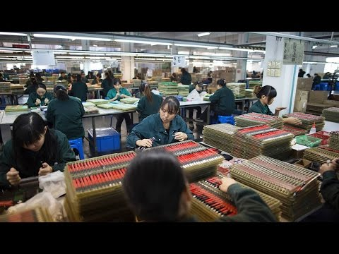 China's Manufacturing Sector Continues to Decline, but Economy Is Performing 'Relatively Well'