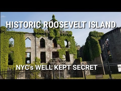 Roosevelt Island  - NYC's Well Kept Secret  | New York City