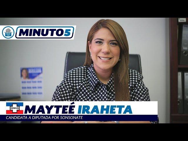 Minuto5 | Mayteé Iraheta