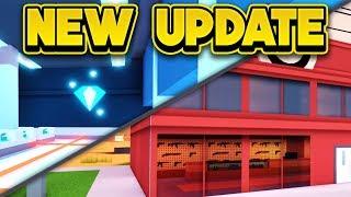 NEW JEWELRY STORE UPDATE & MORE! (ROBLOX Jailbreak)