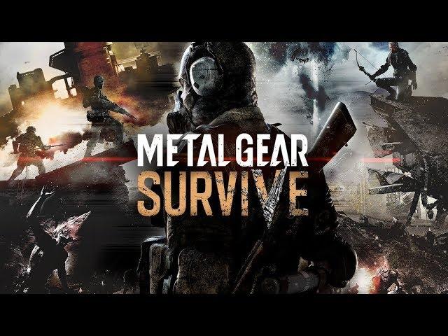 Metal Gear Survive Beta Gameplay - GTX 660 / i5 2500k 3.3Ghz / 16GB