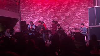 JSFA - Four Jackets Live 2018.3.16 ( 이태원 All that Jazz )