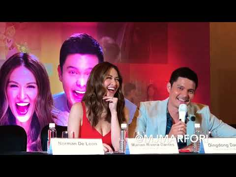 Usapang pera with Marian Rivera and Dingdong Dantes - 동영상