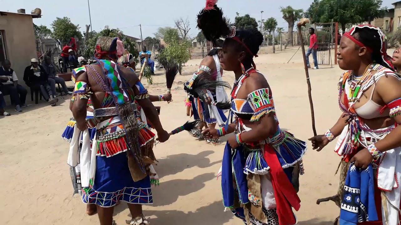 Moyane the sangoma  by Katleho Tsilo