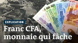 Pourquoi des pays d'Afrique de l'Ouest veulent remplacer le Franc CFA