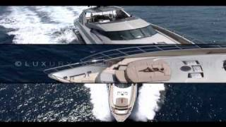 Superyacht interiors Peri Yachts 37m long version