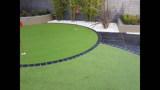 Gambar cover The Putting Green Garden By Modern Landscapes