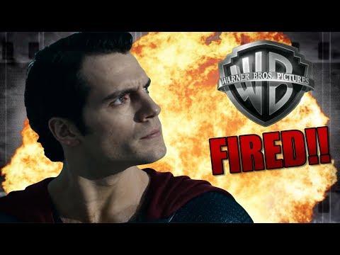 Henry Cavill FIRED! - WB's SECRET AGENDA for FIRING Henry Cavill as Superman!