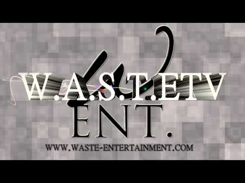 W.A.S.T.E Entertainment - New W.A.S.T.E TV Logo Only On W.A.S.T.E TV