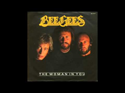 Bee Gees - The Woman In You