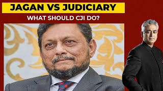 Andhra CM Jagan Vs Judiciary: What Should Chief Justice Of India SA Bobde Do? | Newstoday