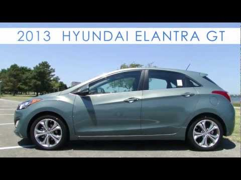 2013 Hyundai Elantra GT | Quick Review | CAR NATION CANADA