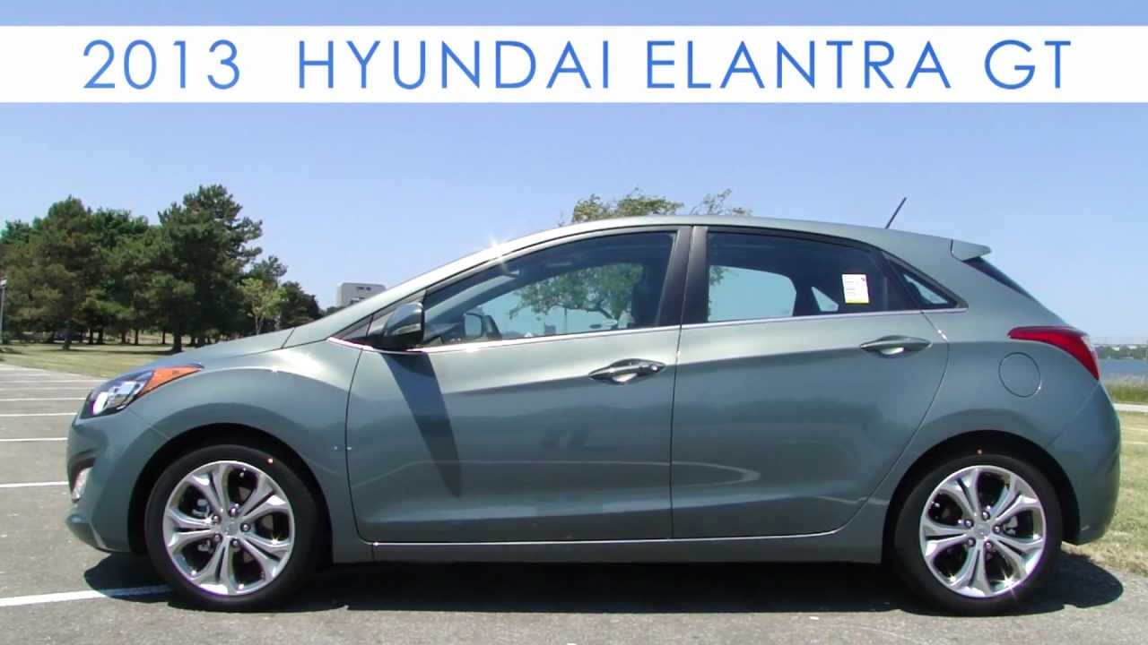 2013 Hyundai Elantra GT | Quick Review | CAR NATION CANADA   YouTube
