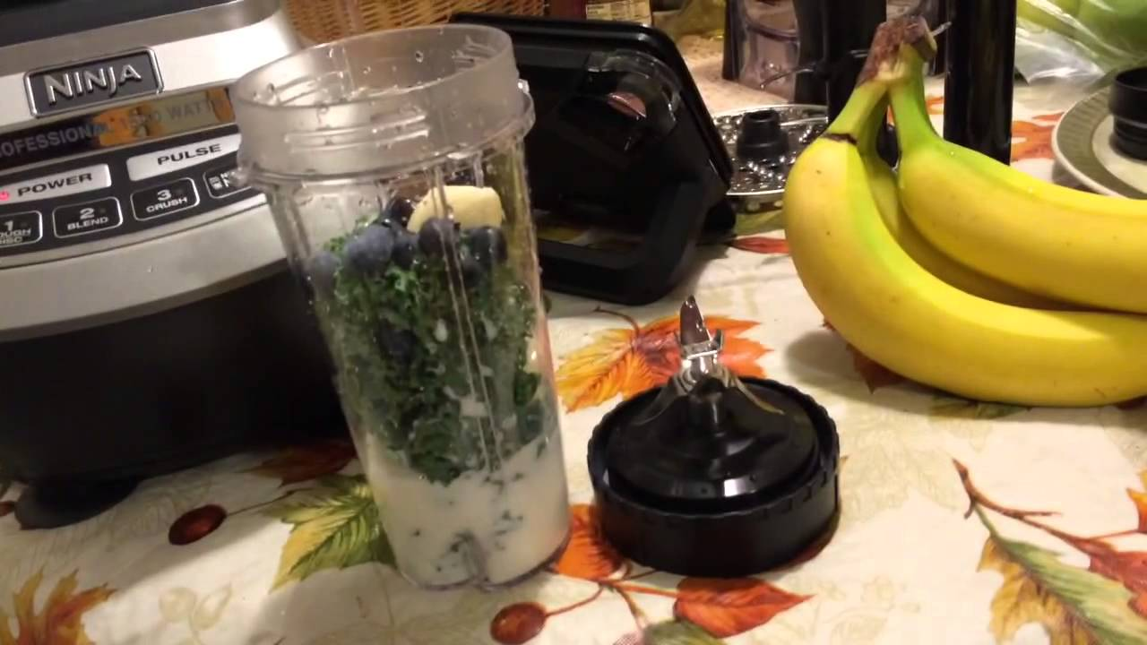 Ninja Mega Kitchen System 1500 Blender Set Unboxing Use And