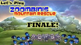 Let's Play Zoombinis Mountain Rescue (Livestream) Finale - That Ended Quickly