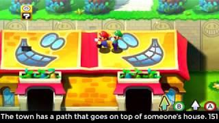 Everything Wrong with Mario and Luigi Superstar Saga DX