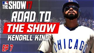 MLB THE SHOW 17 RTTS | OUR BIGGEST FAN EVER? PREPARING FOR DERBY | EP7