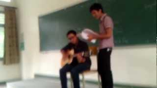 [Guitar] Nồng nàn Hà Nôi + Bông hồng thủy tinh