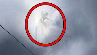 Miracle Caught On Camera!! Ghost or Angel Caught Flying!! Malaysia June 17,2020