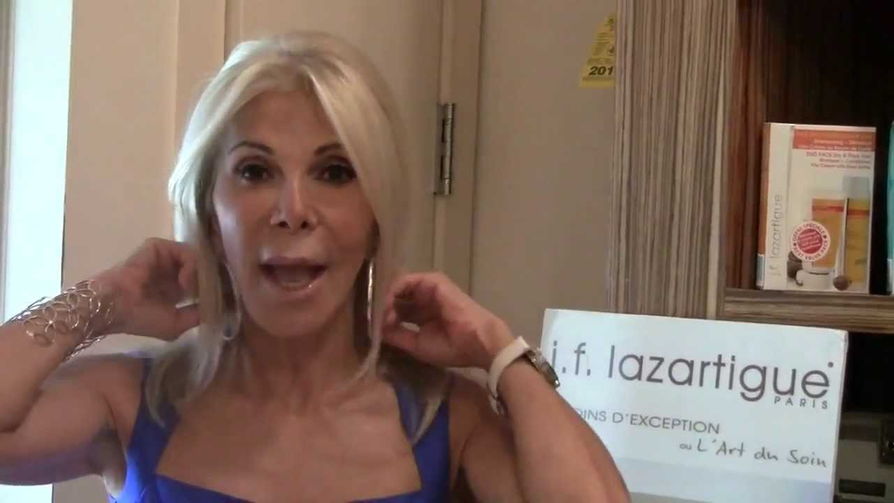 fab at any age get softer fuller hair with j f lazartigue products youtube - Lazartigue Color