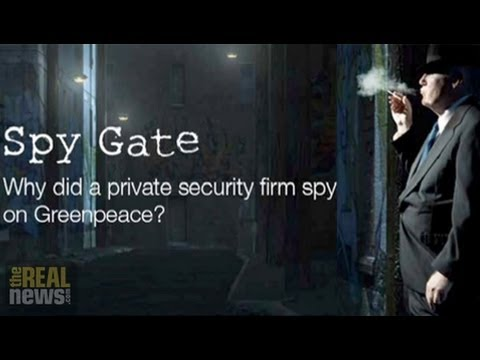 Major Corporations Employ Former U.S. Intelligence Agents As Spies
