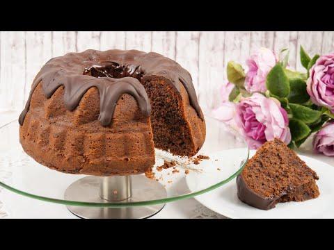 Schokoladen Gugelhupf - Super saftiger Schokoladenkuchen