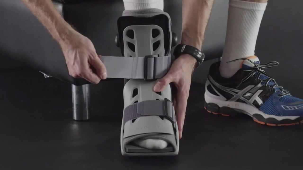 Image result for foot brace walker boot