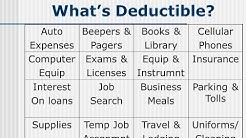 Professional Expenses Commonly Deducted by Doctors to Save Taxes