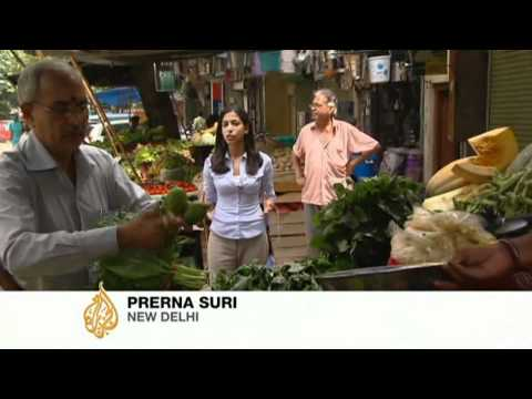 Indians feel the pinch of inflation