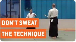 Best Self-Defense Technique for Blade Confronts