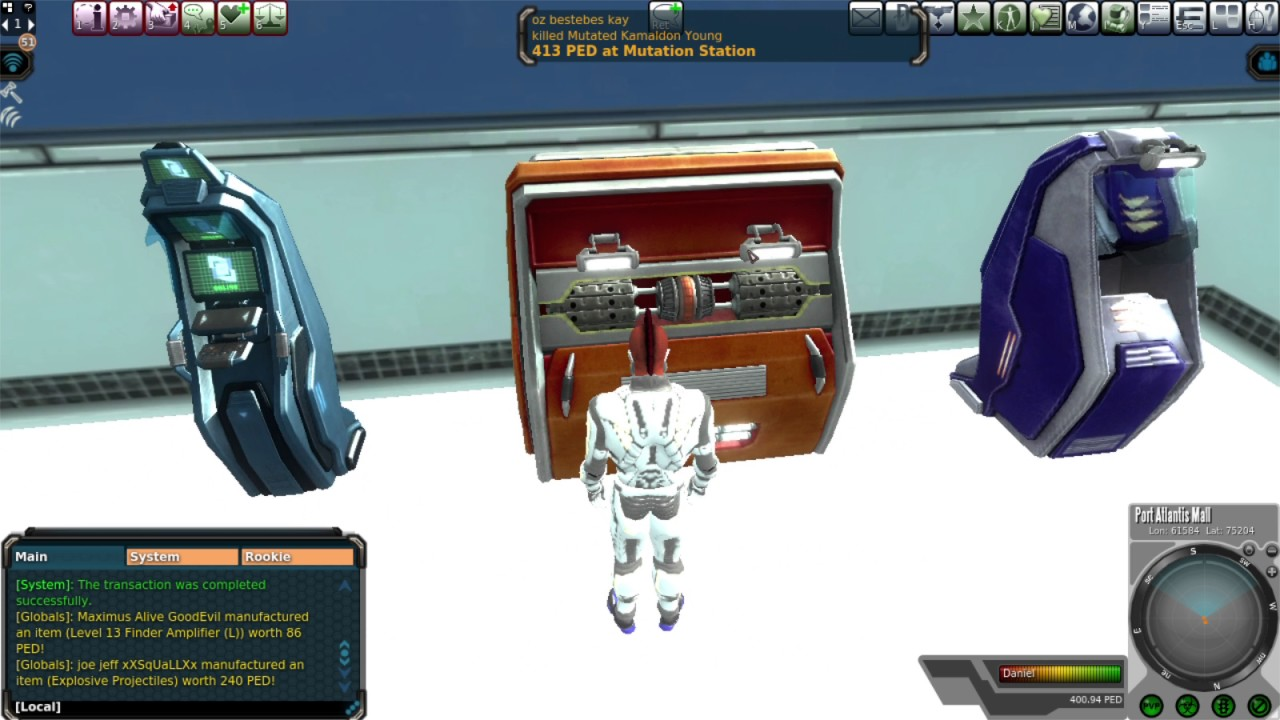 Entropia Universe Guide To Crafting